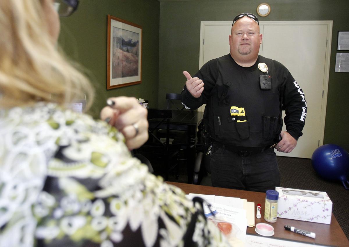 Filer Police Use Body Cameras