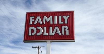 Family Dollar sign