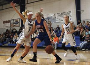 PHOTOS: Girls Basketball - Castleford Vs. LHC