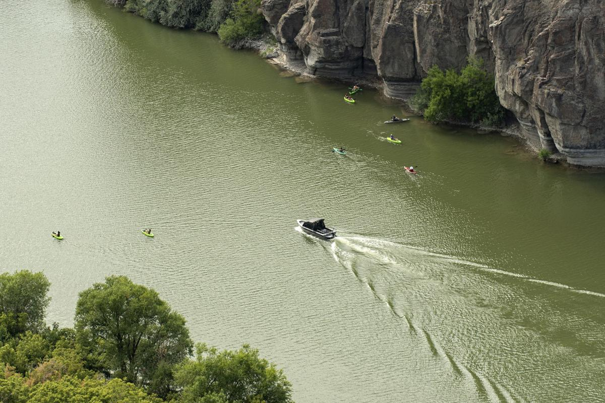 Snake River water quality