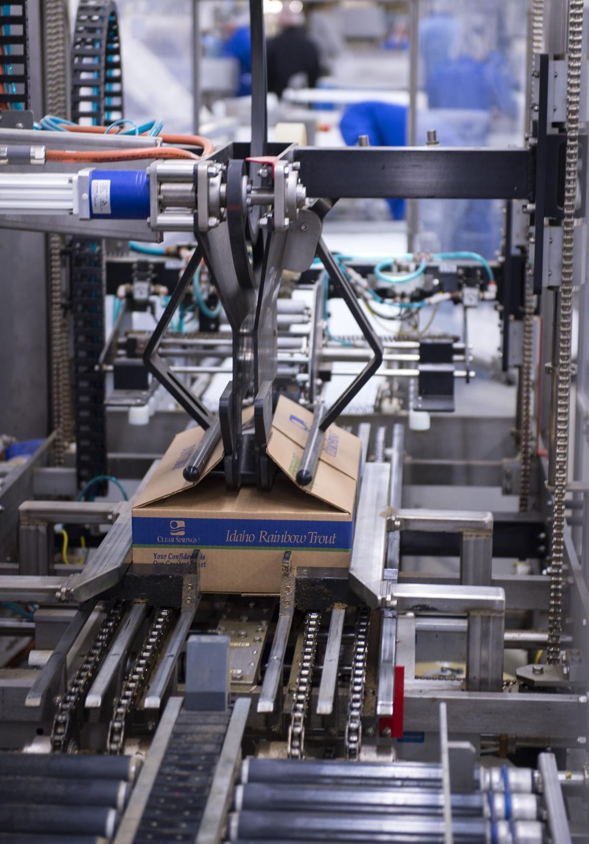 Clear Springs Food, Inc. automation