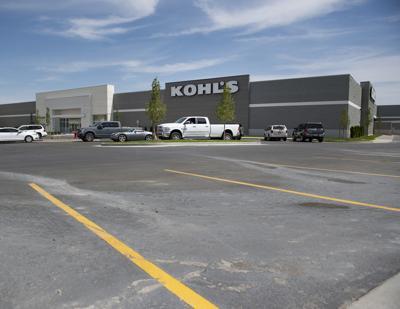 Kohl's now open