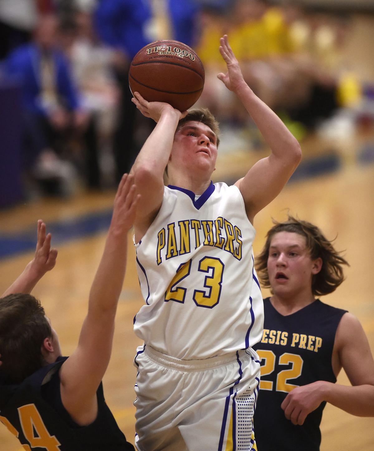 Boys Basketball Championships - Genesis Prep Vs. Carey