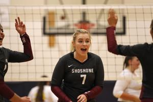 PHOTOS: Volleyball - Shoshone Vs. Wendell
