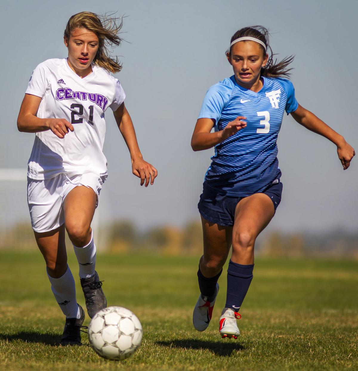 Great Basin Conference girls soccer