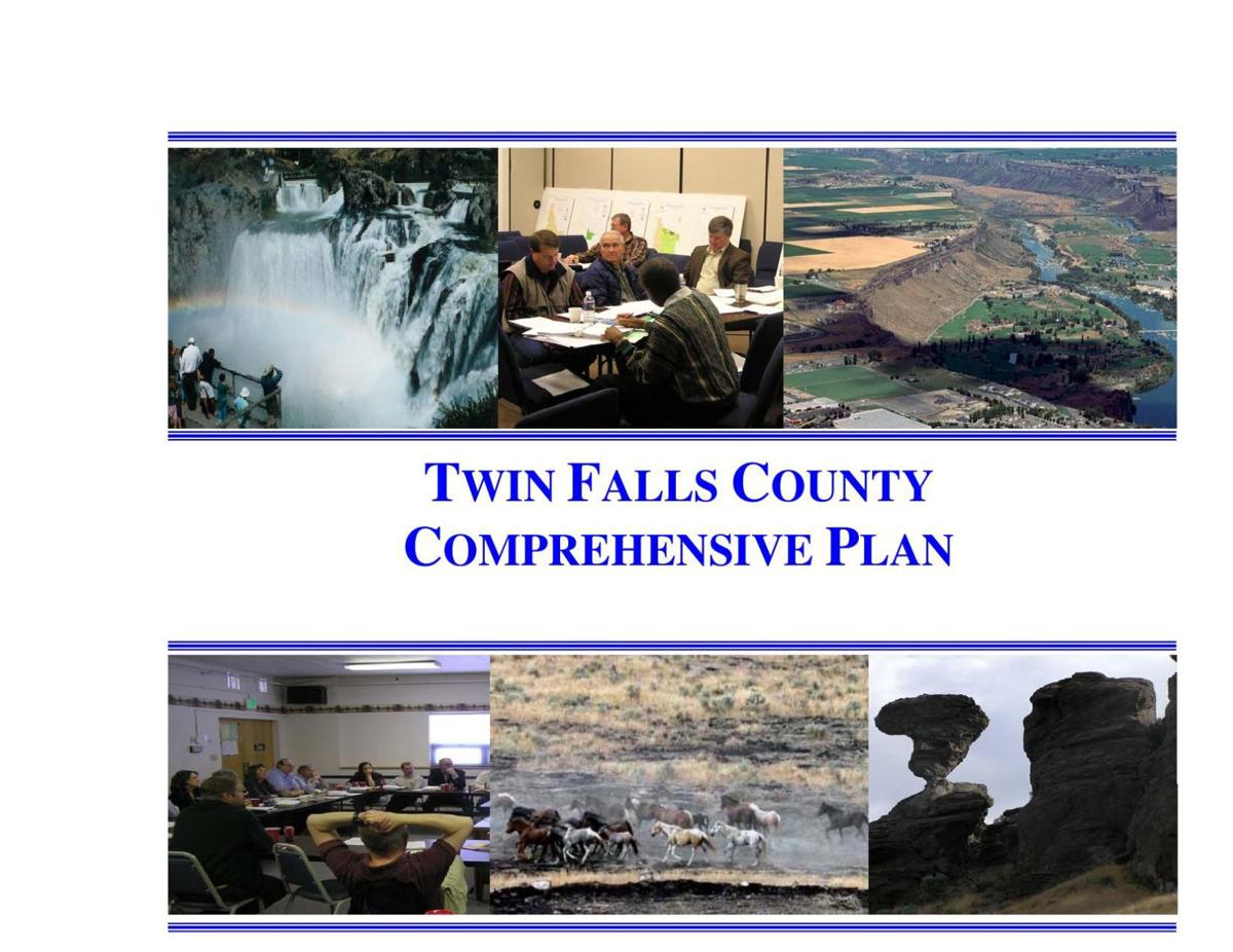 2008 Twin Falls County Comp Plan
