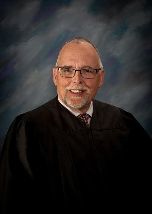 Cassia County Magistrate Judge Mick Hodges