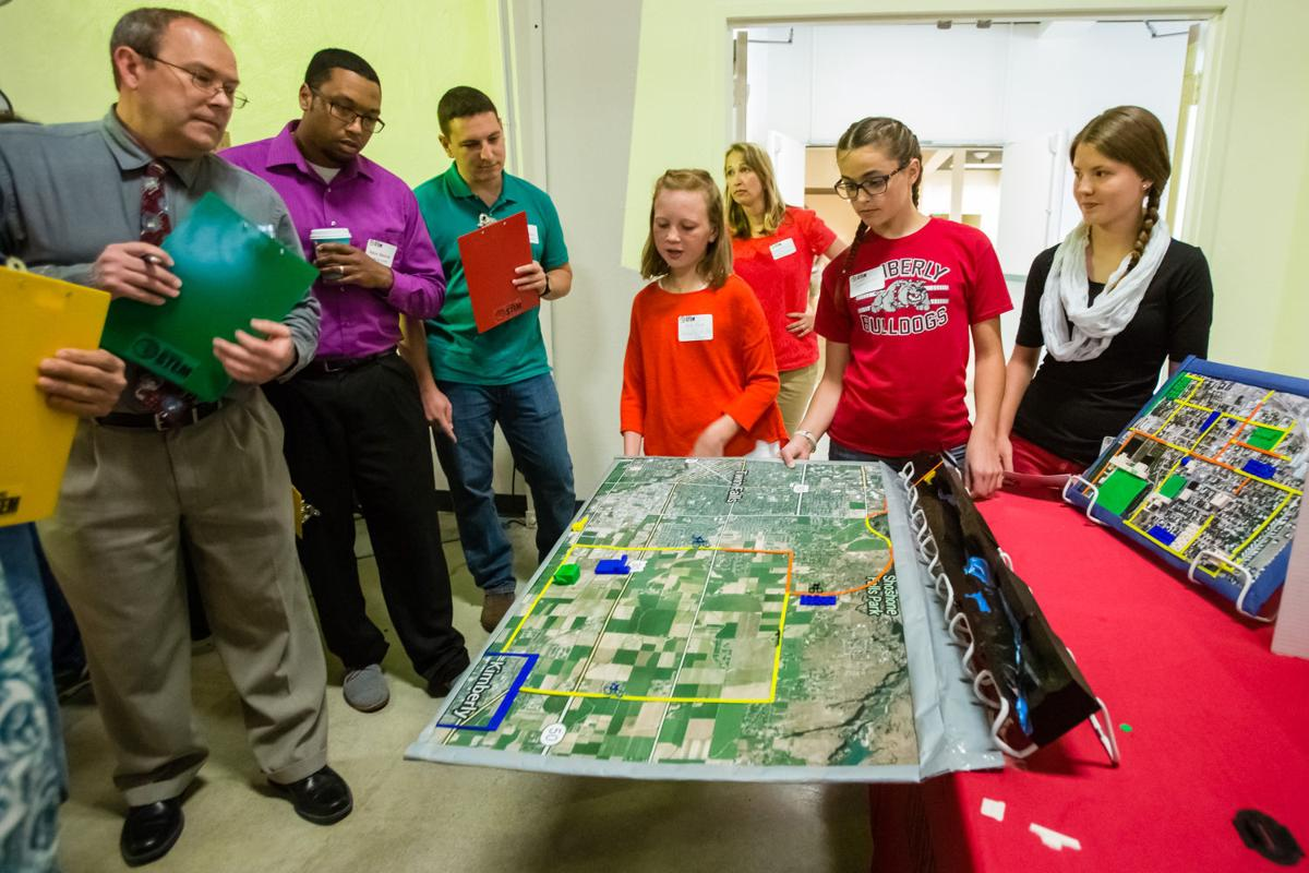 Idaho STEM Action Center FabSLAM Competition 2016