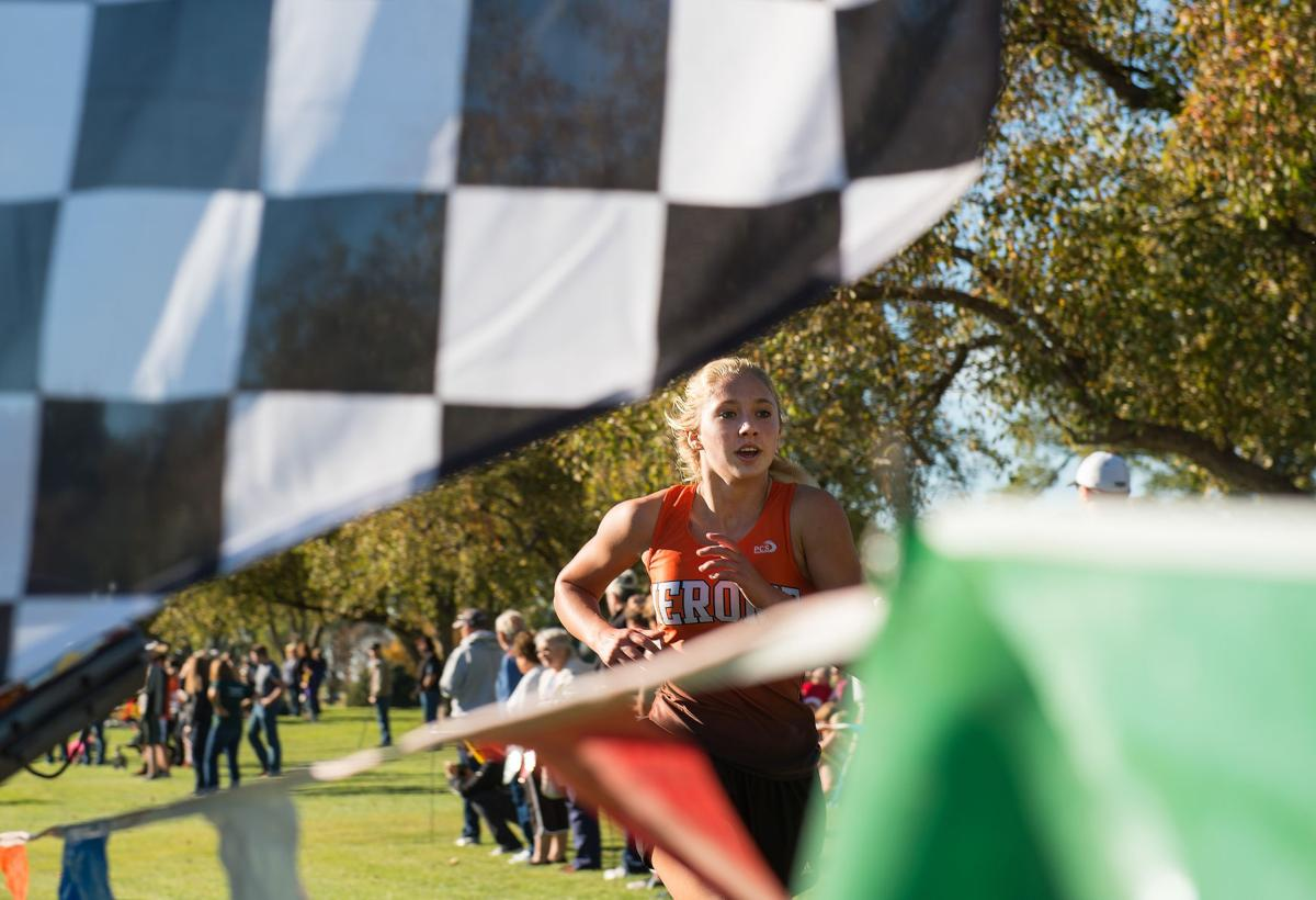 4A District IV Girls Cross-Country
