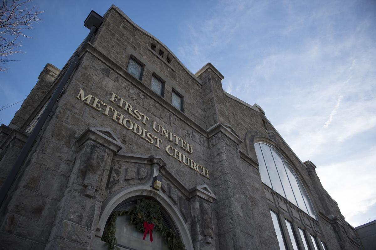 First United Methodist Church est. 1909