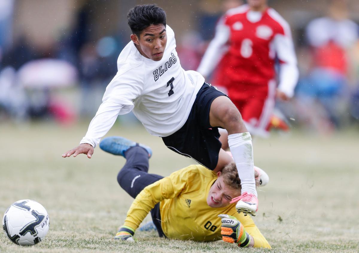3A boys soccer state championship: Bliss vs. Weiser