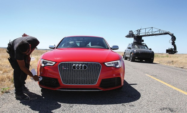 Car Commercial Raises Ramp On Canyon Rim Southern Idaho Local News - Audi car commercial