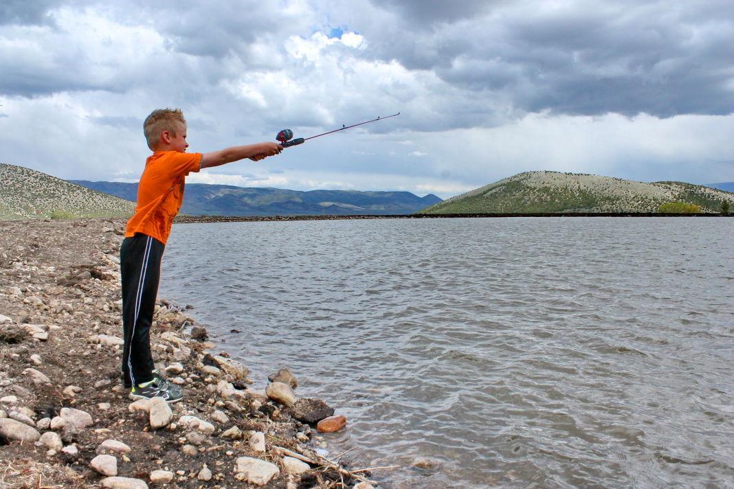 Castle Rocks Prepares to Open Archery Course, Fishing Pond