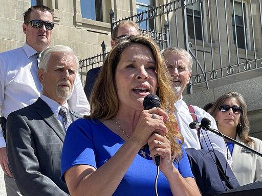 Idaho governor repeals political rival's executive order