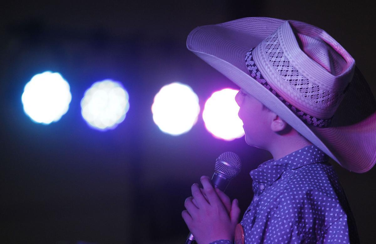 Lost 'N Lava Cowboy Poetry