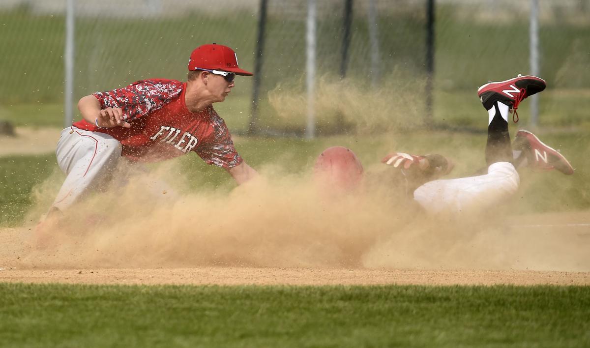 Baseball - Filer Vs. Kimberly