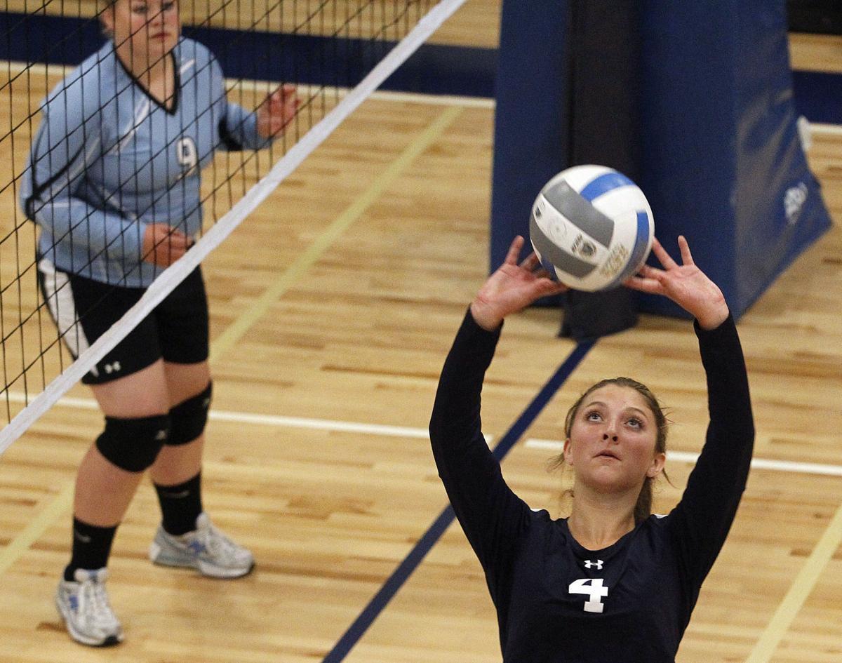 Lighthouse Christian volleyball dynasty