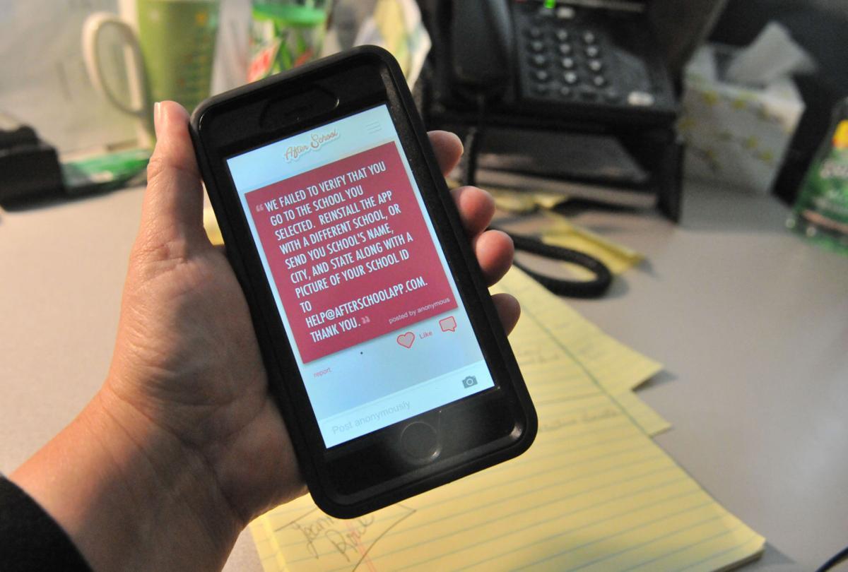 After School app displays nude student photos, sex talk
