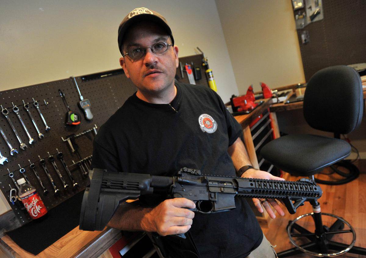 Idaho Custum Firearms & Ammunition