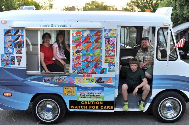 Sarahs Cake Shop Food Truck Menu