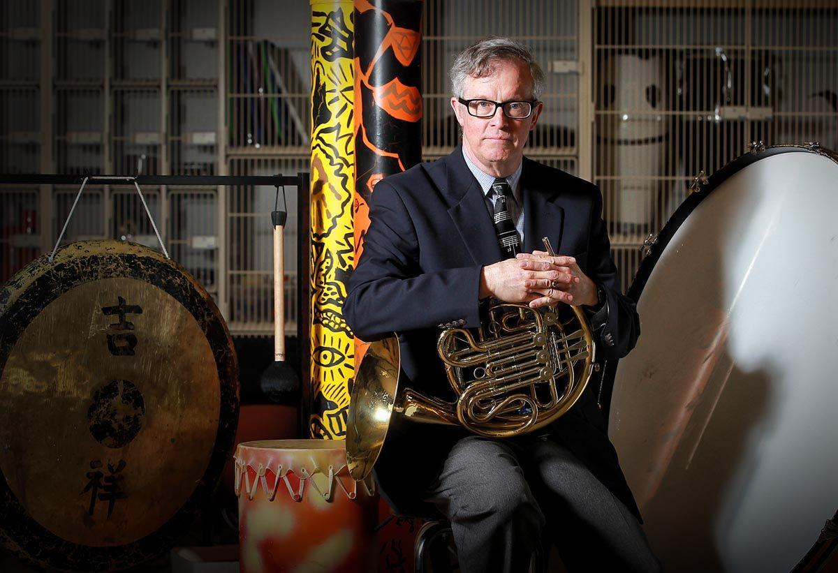 Band Director Ted Hadley Retiring from Teaching