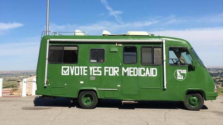 Reclaim Medicaid