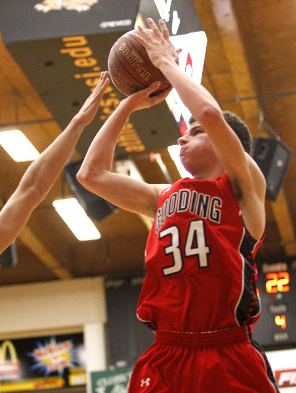 Boys Basketball - Gooding Vs. Buhl