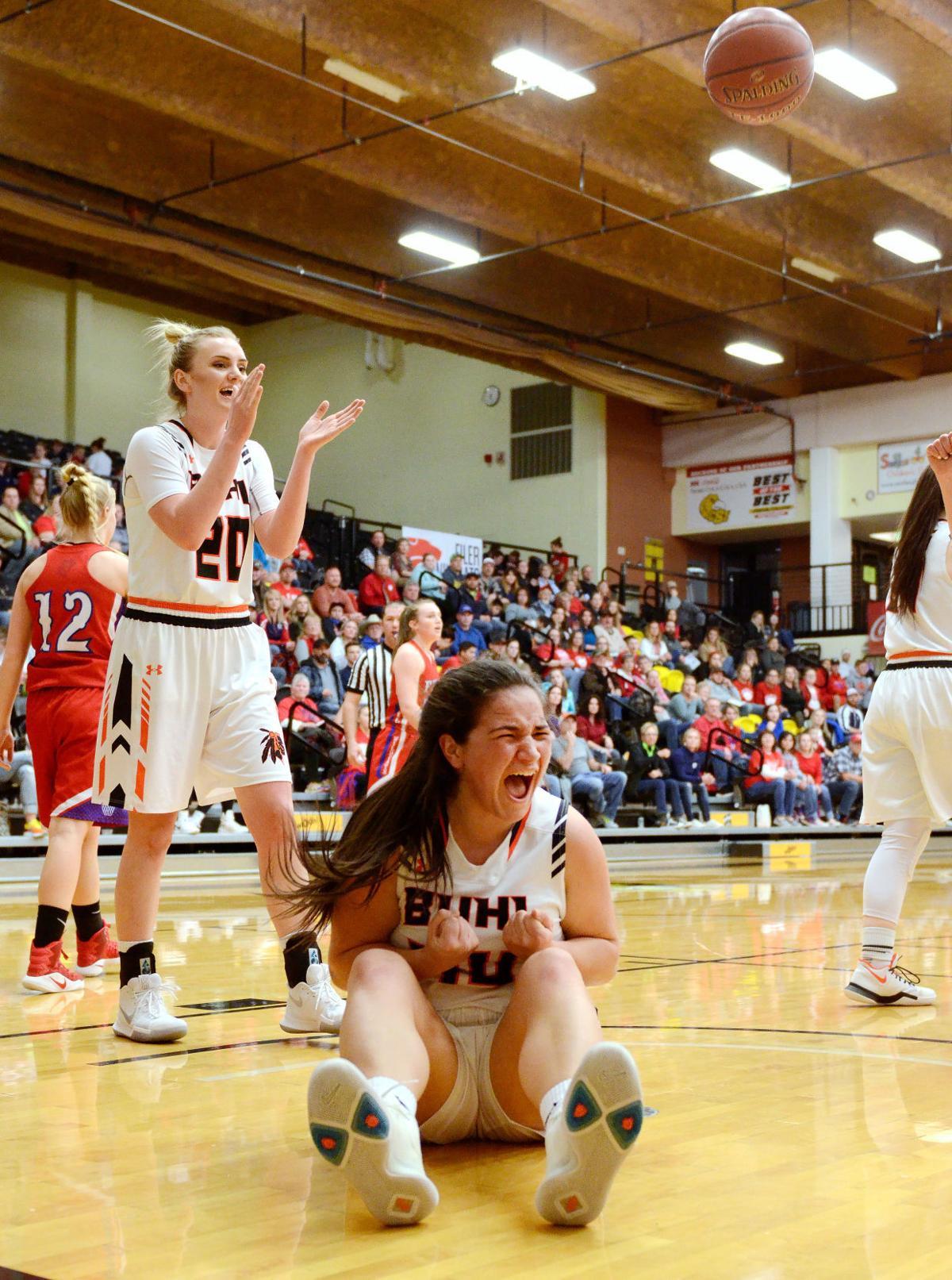 Girls Basketball - Filer Vs. Buhl