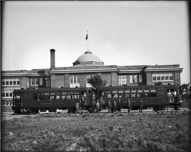 Twin Falls Electric Railway