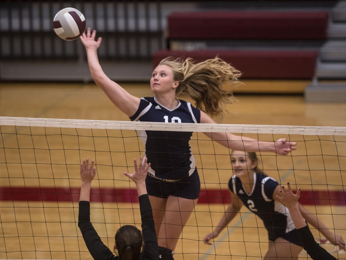 Volleyball - Highland Vs. Twin Falls