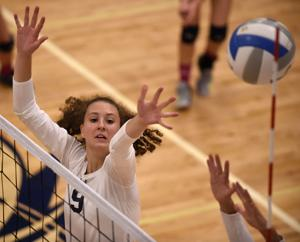 PHOTOS: Volleyball - Carey Vs. Lighthouse Christian