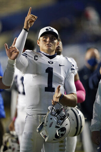 No. 9 BYU looks to stay perfect facing No. 21 Boise State