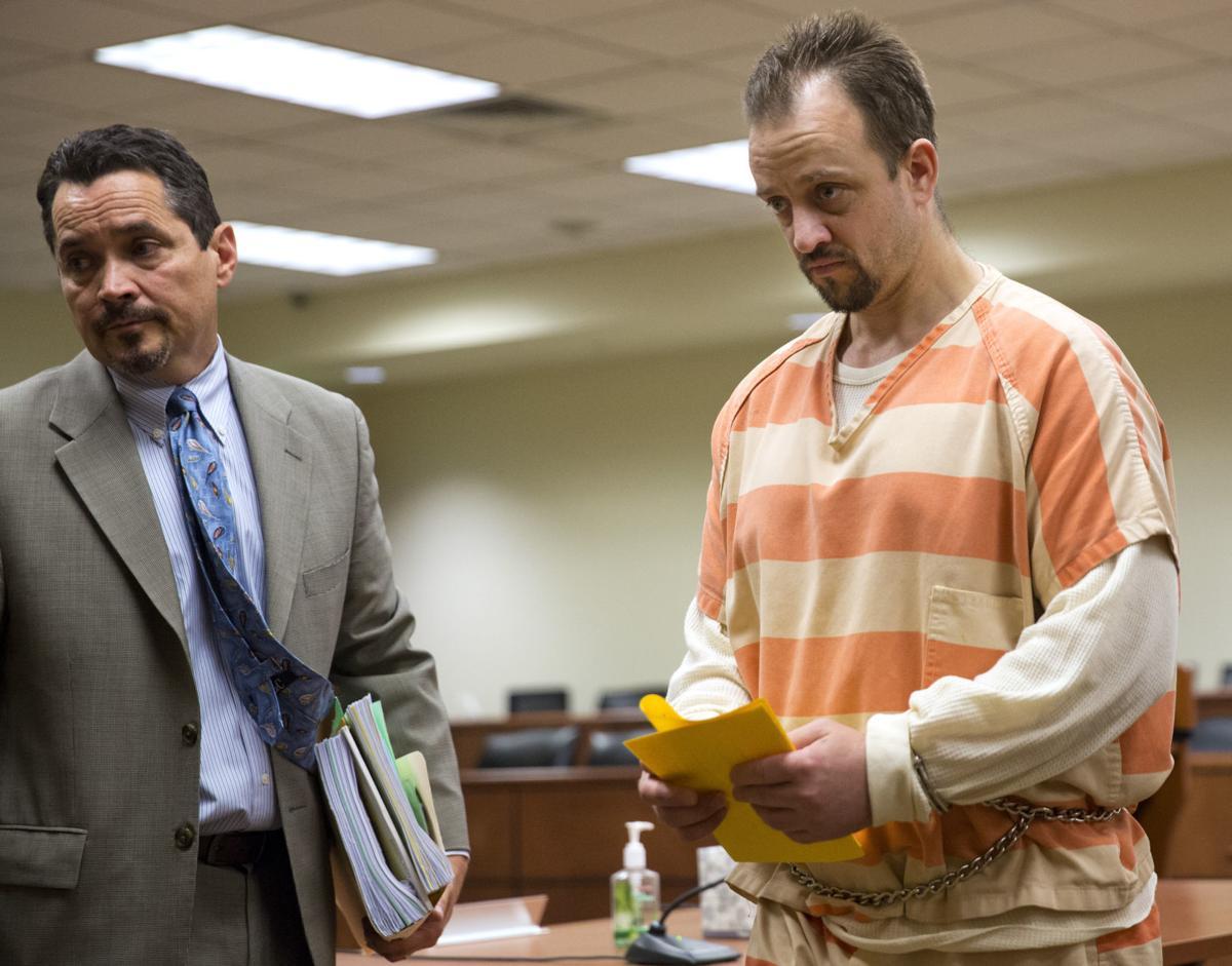 Ronnie Kincaid sentencing hearing