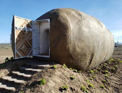 Giant Idaho Potato