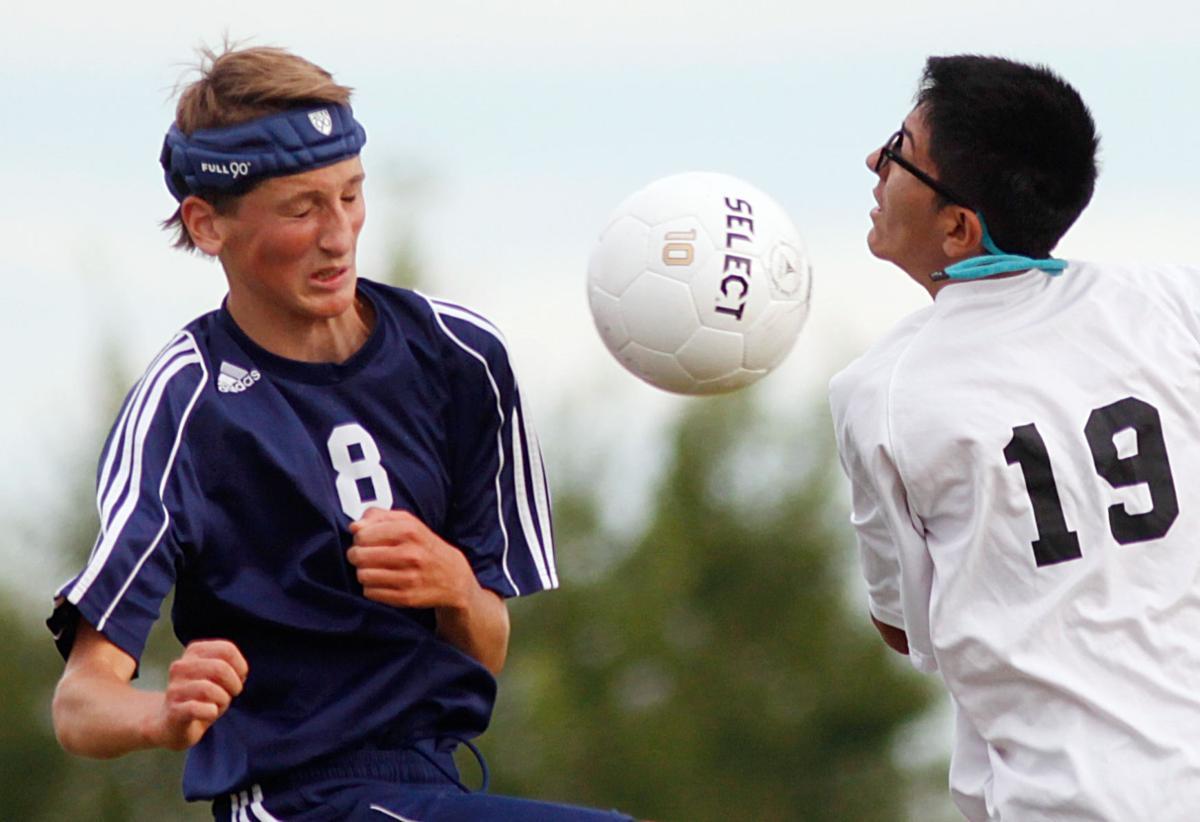 Bliss vs. Community Boys Soccer