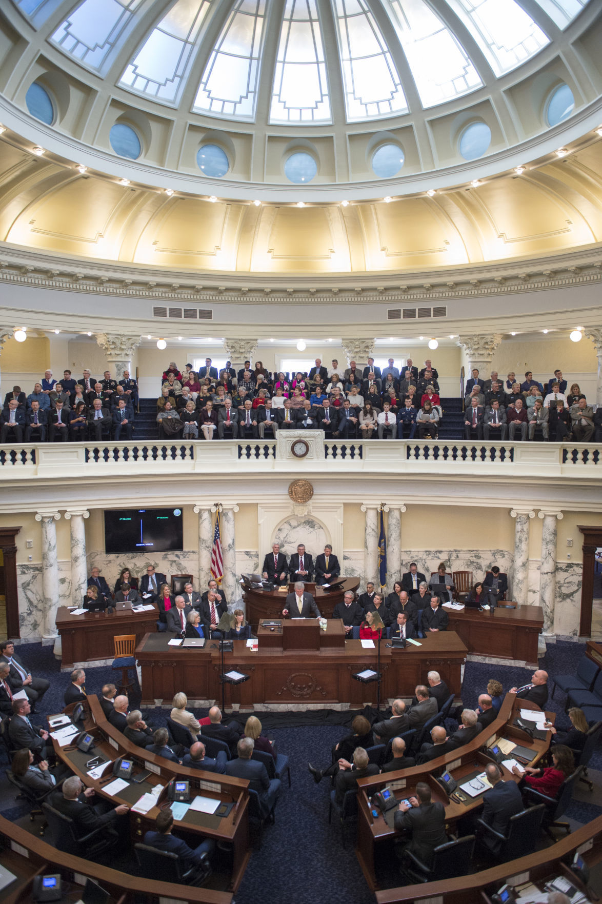 State of the State address, 2018