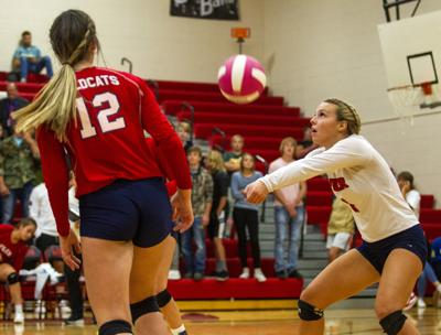 Filer flies past Gooding girls volleyball