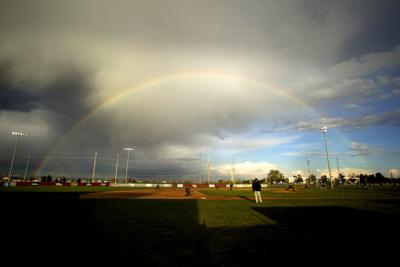 Baseball - Twin Falls Vs. Canyon Ridge