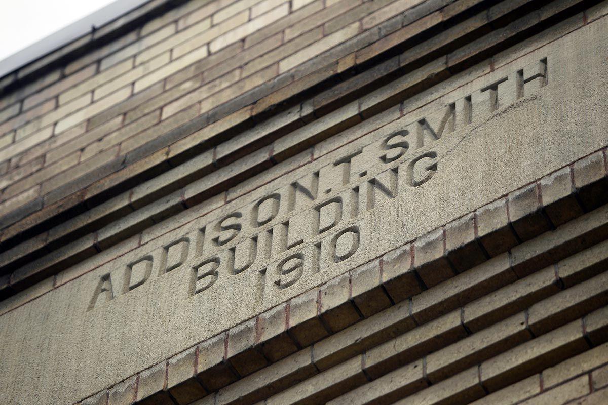 Addison T. Smith Building