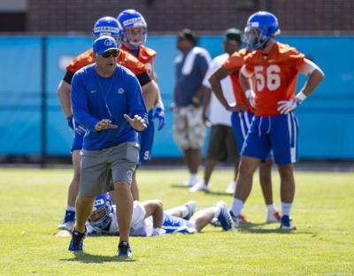 'I don't want to do anything else.' Boise State coaches share inspiration behind careers