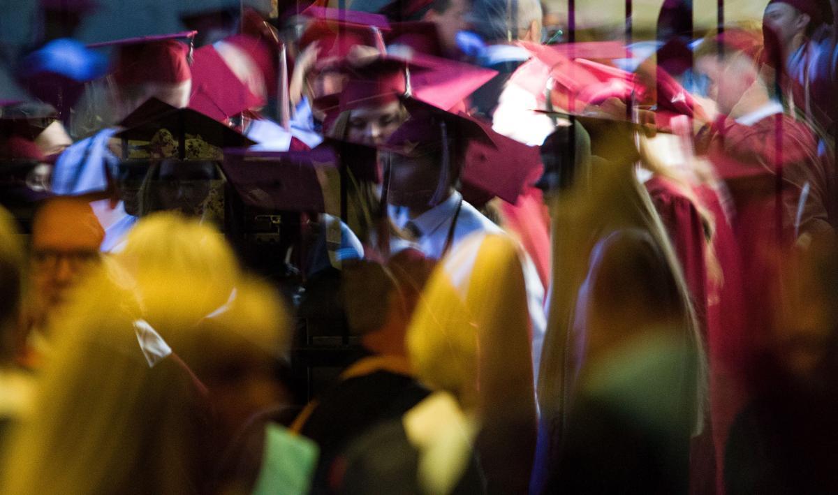 Canyon Ridge Graduation