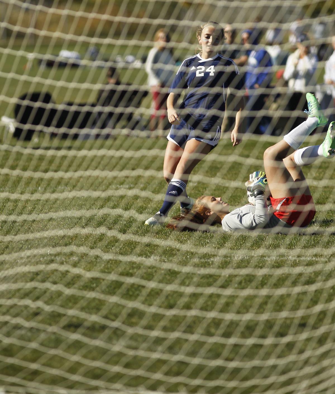 Girls Soccer - Marsh Valley Vs. Community School