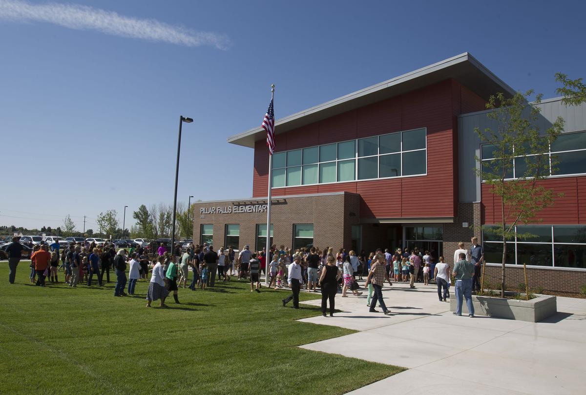 Pillar Falls Elementary School open house