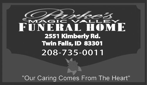 Parke's Funeral Home logo