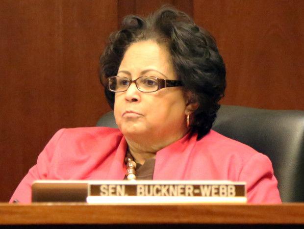 Sen. Cherie Buckner-Webb, D-Boise