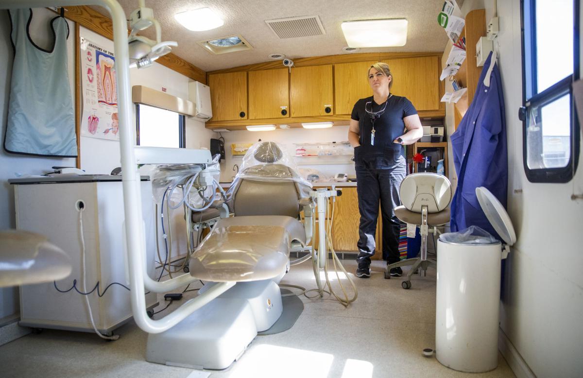 Mobile dentistry in Jerome