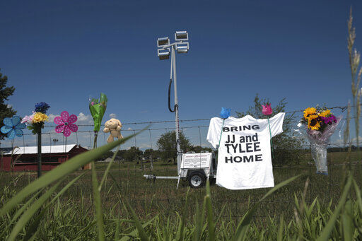 Bodies of 2 kids identified as Idaho community mourns