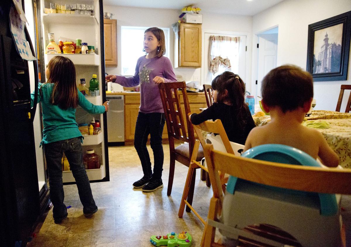 Full House foster children