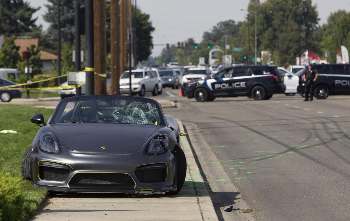 Porsche Plows Into Spectators At Idaho Car Show Hurt News - Sports car shows near me