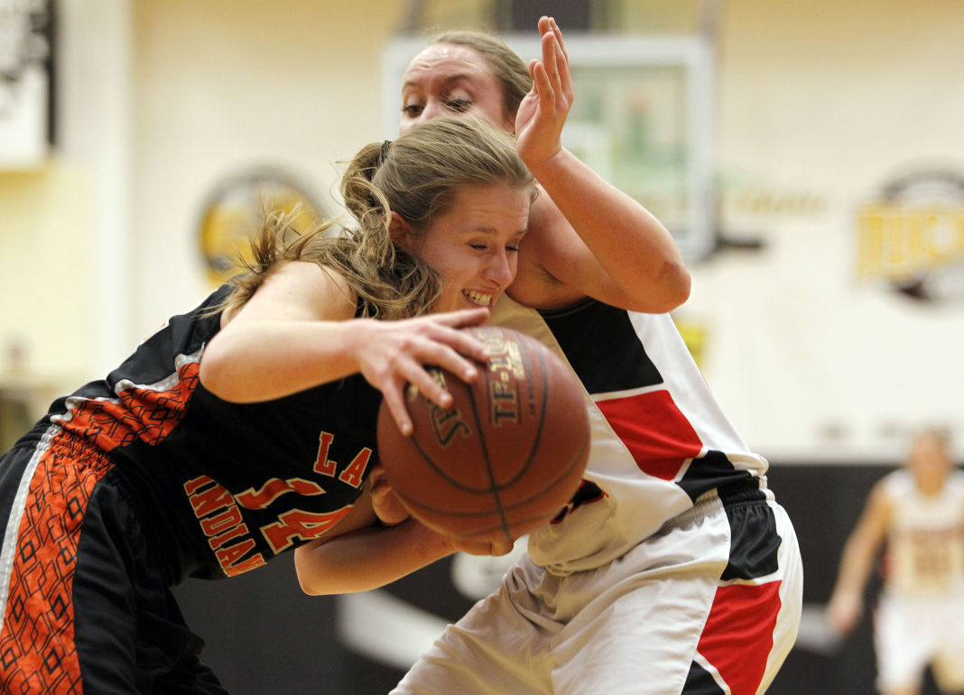 Girls District Basketball - Buhl Vs. Gooding